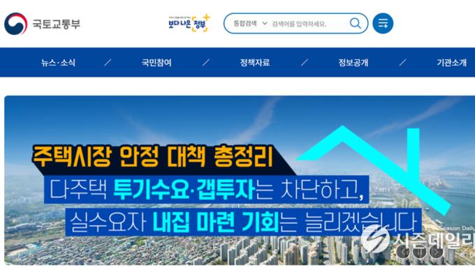 국토교통부, '동행사업' 시범사업 대상지 6곳 확정